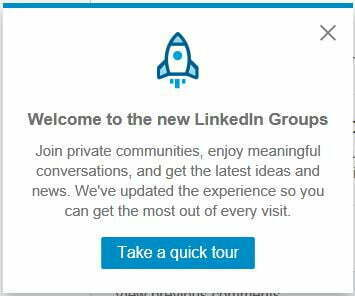 joining linkedin groups to target your potential customers