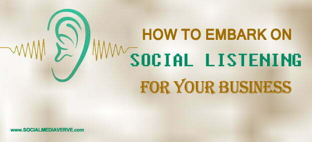 how to use social listening for your business