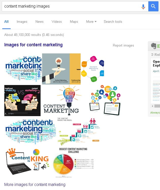 content-marketing-images-google-search