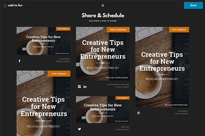 designfeed-share-and-schedule