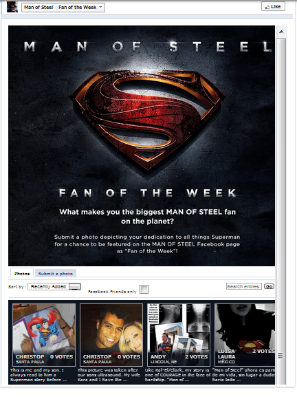 man-of-steal-facebook-contest