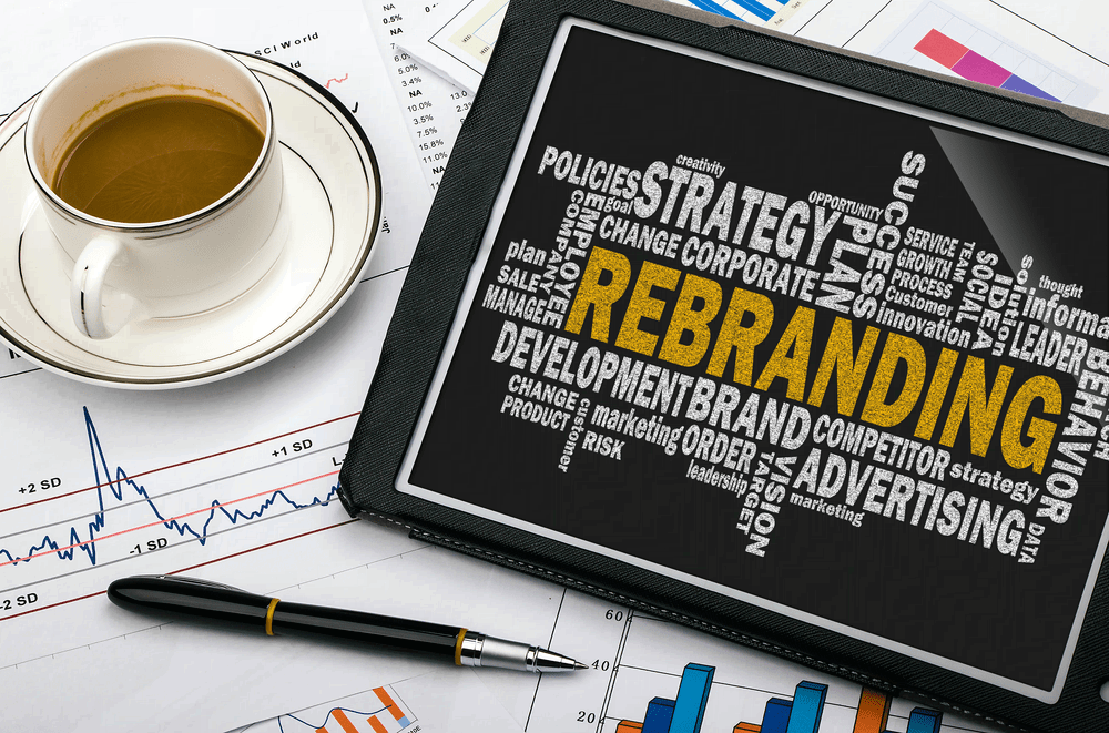 7 tips for a successful rebranding campaign